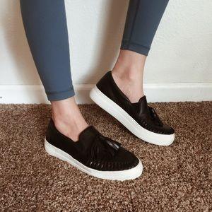 Vince Camuto Kayleena Tassled Loafer Sneaker